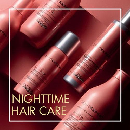 loreal nighttime vero beach hair salon