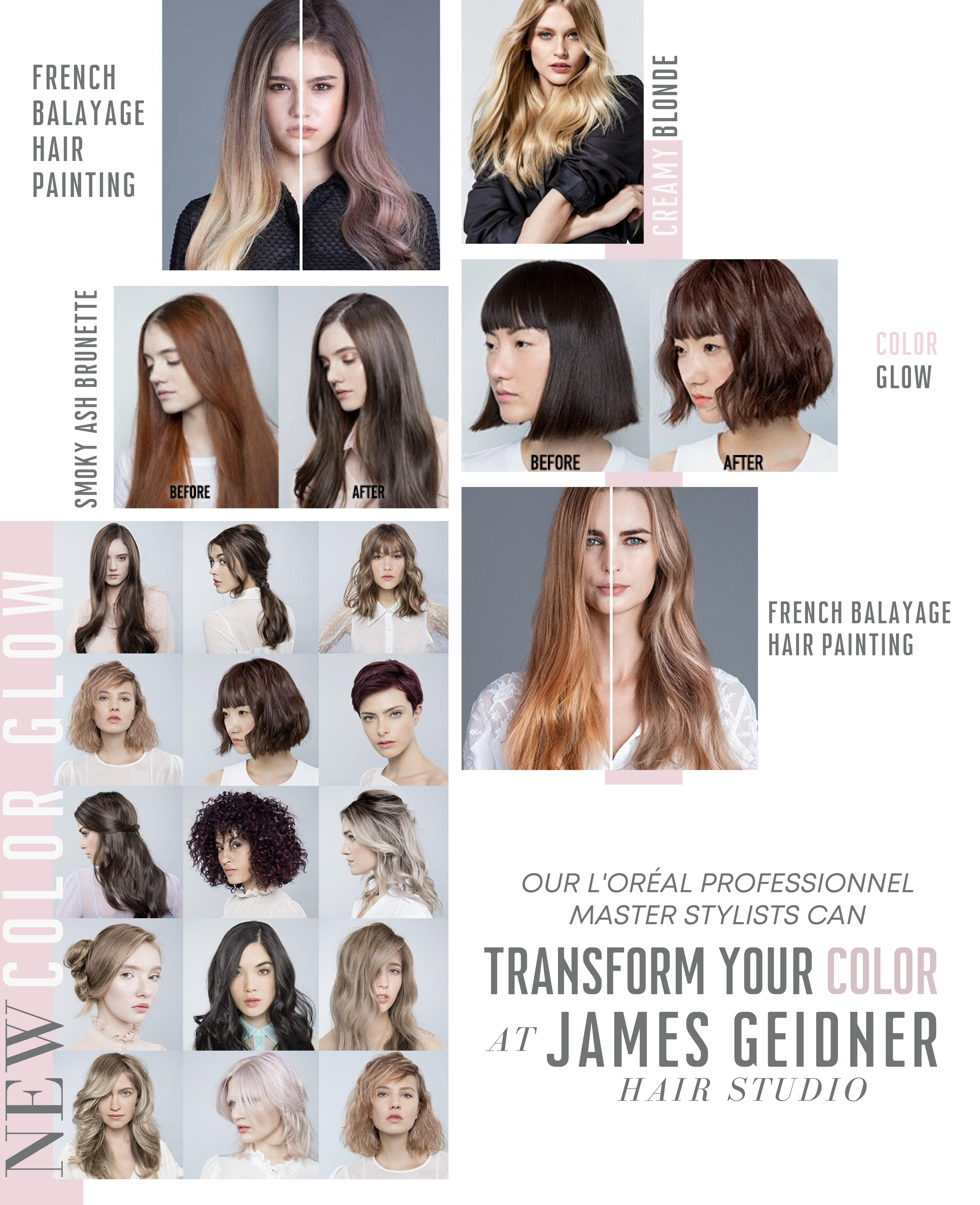 Spring 2020 Hair